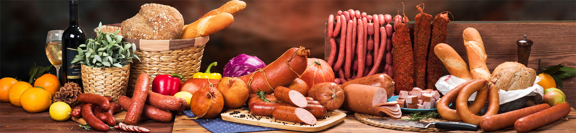 重工香肠肉食品代加工