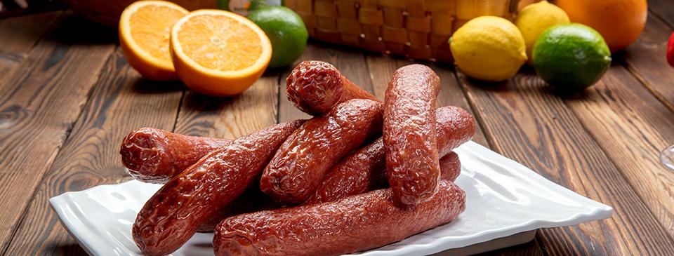 肉食品代加工厂家告诉你如何查看重工香肠是否变质